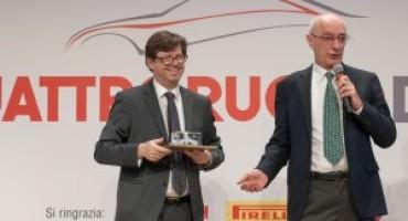"""Fiat 500X è """"Novità dell'Anno 2016""""…parola di Quattroruote"""