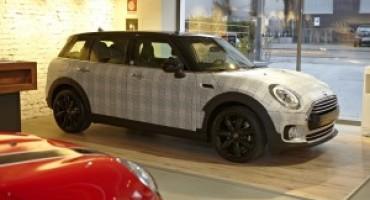MINI Milano: la nuova Clubman viene vestita dal Centro Stile di Garage Italia Customs