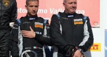 Campionato Italiano GT, con i colori del Team Ebimotors salto in GT3 per l'equipaggio Venerosi/Baccani