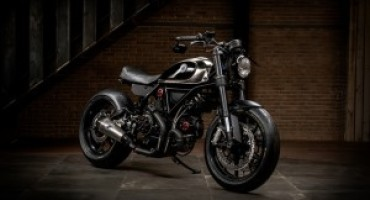 """""""Custom Rumble"""", I dealer Ducati protagonisti del concorso custom per Special Scrambler®"""