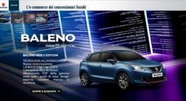 Web Store Suzuki, per avere la tua nuova auto a portata di click