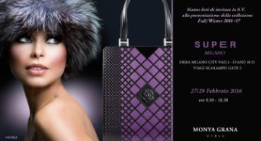 Monya Grana lancia a Milano la moda trait d'union fra i Popoli