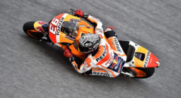 MotoGP 2016, Repsol Honda Team makes the most of test's weather-affected last day