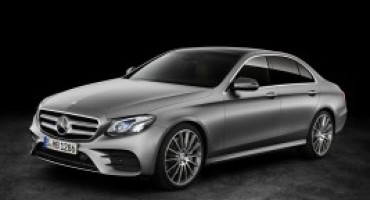 La nuova Mercedes-Benz Classe E debutta a Ginevra in anteprima europea
