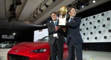 La nuova Mazda MX-5 fa incetta di premi