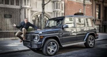 Mercedes-Benz: Mike Horn porta in giro per il mondo la Classe G