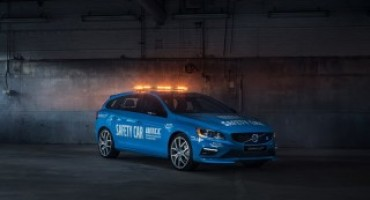 Volvo V60 Polestar: è la nuova Safety Car del WTCC