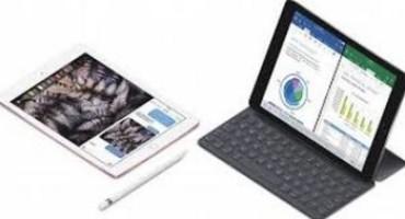 Apple lancia il nuovo iPad Pro da 9,7 pollici
