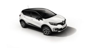 Renault Capture: sbarca in Russia con la trazione 4×4