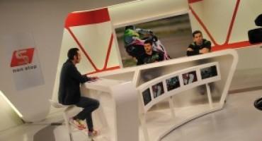 Il team Maxidrift sbarca in Svizzera: Max Sontacchi ospite della trasmissione di LA2, 'Sport non Stop'