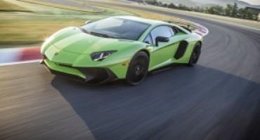 Automobili Lamborghini: il 2015 è stato l'anno migliore nella storia della Casa