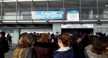 Migliaia di ragazzi al Salone dello Studente all'Autodromo Nazionale Monza, tante le offerte formative post diploma