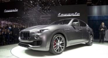 Maserati Levante, in anteprima mondiale al Salone di Ginevra 2016