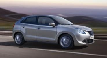 Suzuki presenta Baleno, il nuovo riferimento della categoria per leggerezza