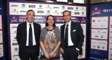 BMW Milano è Main Sponsor di Stramilano anche per il 2016