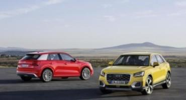 Audi Q2, a Ginevra si alza il sipario sul nuovo SUV urbano