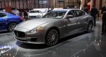 Maserati: chiuso con successo il mese di Febbraio 2016