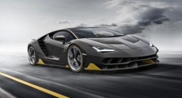 La Lamborghini Centenario tra le protagoniste di Forza per Xbox