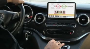Mercedes-Benz Vans è partner tecnico di Edisonweb, per offrire soluzioni al traffico urbano