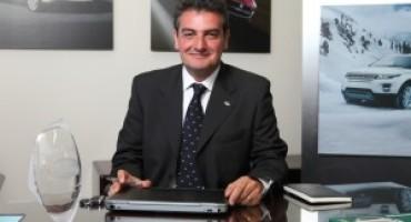Paolo Daniele è il nuovo Direttore Vendite Jaguar Land Rover Italia