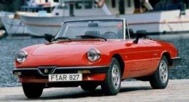 Alfa Romeo 'Duetto' : cinquant'anni fa nasceva il mito del Biscione