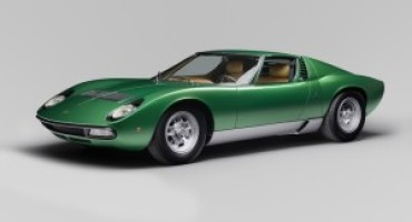 Polo Storico Lamborghini, celebrati ad Amelia Island i 50 anni della Miura