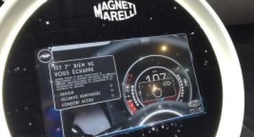 Le tecnologie Magneti Marelli al Salone dell'Auto di Ginevra 2016