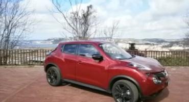 Nissan Juke 1.5 dci 110cv Tekna, l'urban SUV divertente da guidare