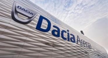 """Presentato """"Dacia Arena"""" il nuovo stadio del Friuli nato dalla partnership tra Udinese Calcio e Dacia"""
