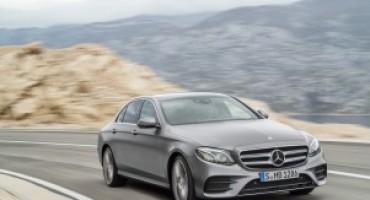 Mercedes-Benz presenta la nuova Classe E, il top tra le berline business