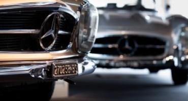 Mercedes-Benz Milano ad AutoClassica 2016