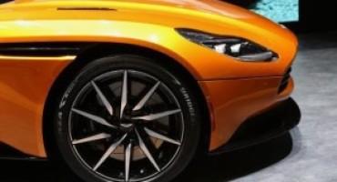 Bridgestone è partner ufficiale di Aston Martin per il nuovo progetto DB11