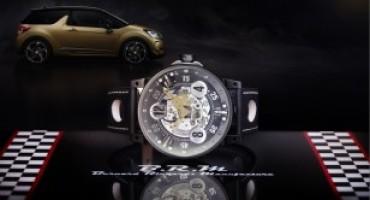 DS 3 Performance BRM Chronographes, un'edizione limitata presentata al Salone dell'auto di Ginevra 2016