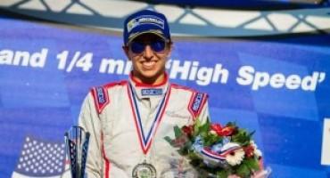 Campionato Italiano Gran Turismo, il rientro di Fancesca Linossi
