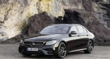 Mercedes-AMG E 43 4MATIC: la nuova generazione ad alte prestazioni