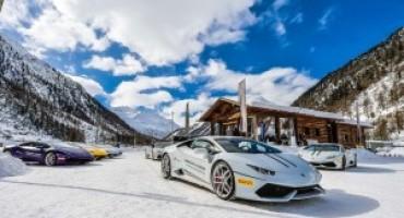 Lamborghini Winter Accademia: si è conclusa con successo l'edizione 2016