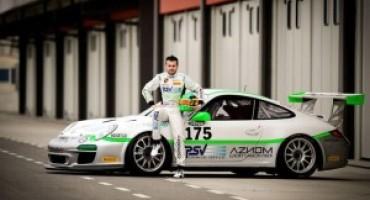 Campionato Italiano Gran Turismo, Nicola Benucci sarà il nuovo compagno di Tommy Maino su Porsche 997
