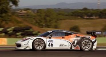 Campionato Italiano GT, sulla 488 GT3 del Team Black Bull Racing Stefano Gai affiancherà Mirco Venturi