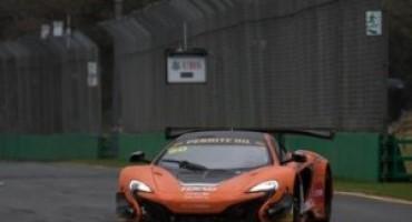 McLaren 650S GT3 enjoys further success under on Melbourne debut