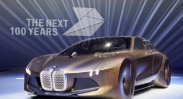 BMW Group, con i Vision Vehicle la mobilità del futuro è alle porte