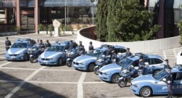 BMW Italia e la Polizia Stradale insieme per la sicurezza