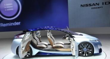 Nissan dà la scossa al Salone dell'Auto di Ginevra