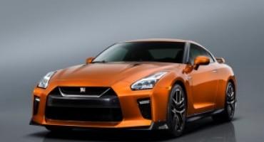 Nissan svela la nuova GT-R MY 2017 al New York International Auto Show