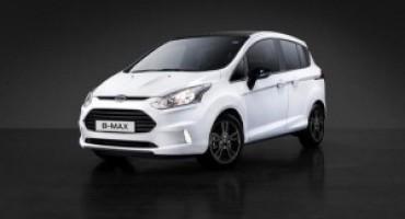 Ford lancia la nuova B-MAX Sport