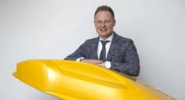 Mitja Borkert nuovo Direttore del Centro Stile Lamborghini
