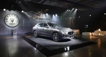 Maserati Levante: due serate glamour a Milano per la premiere del nuovo SUV del Tridente