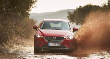 Mazda svela la gamma i-ACTIV AWD