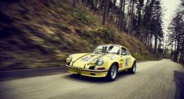 Porsche 911 2.5 S/T, la versione restaurata alla Techno Classica di Essen