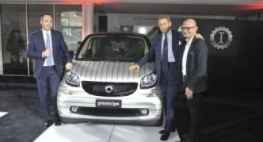Nasce la prima smart Garage Italia Collection