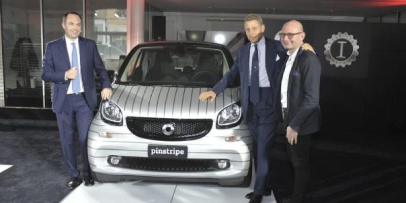 Nasce la prima smart garage italia collection for Garage smart la valentine